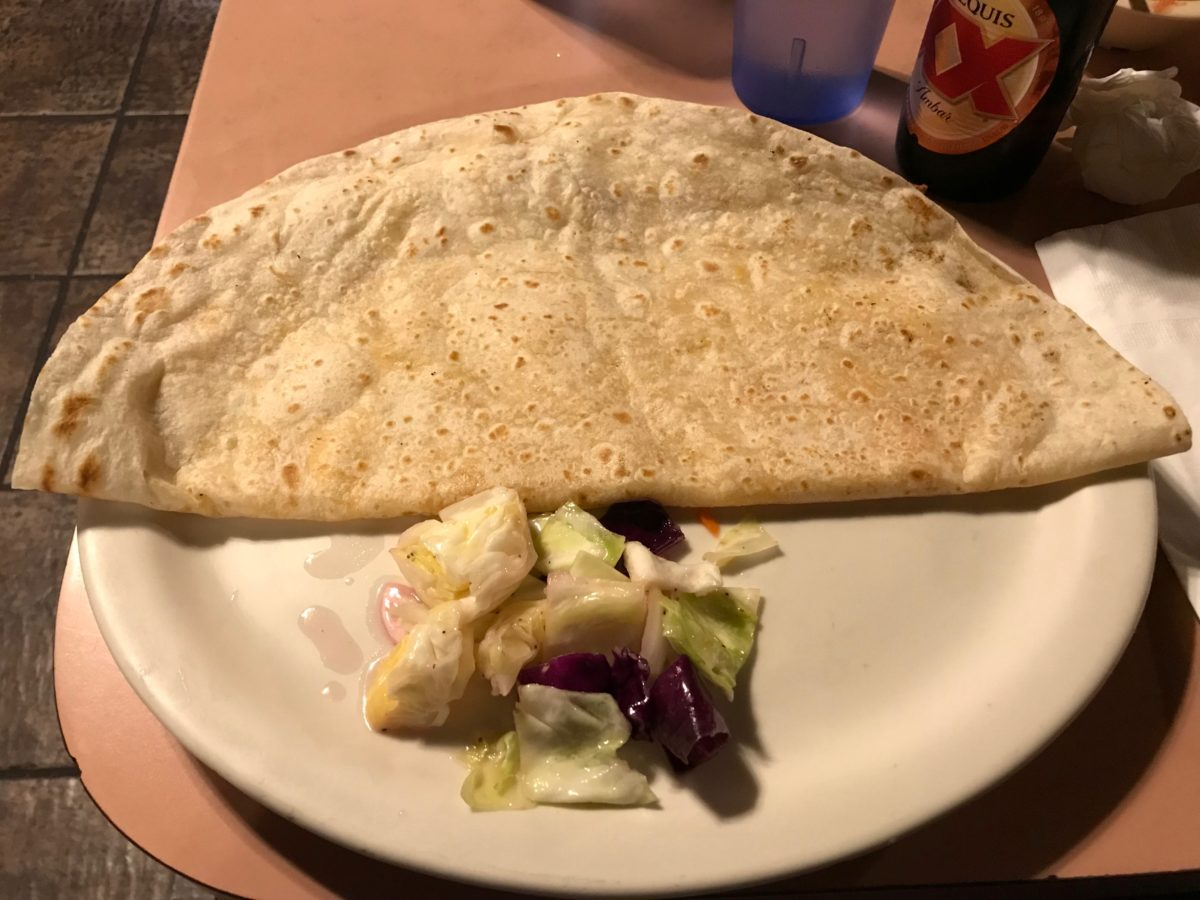 Pokez - Cheese Quesadilla (San Diego)